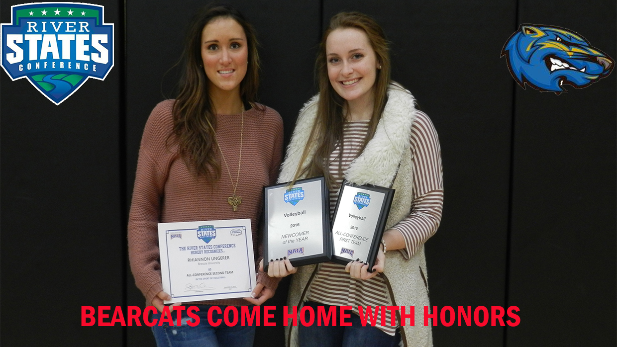 Photo for Bearcats recieve All-Conference Awards