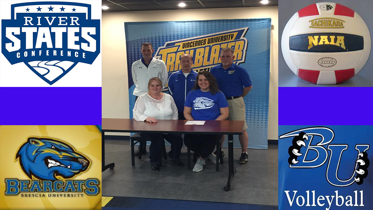 Photo for Brescia Volleyball adds V.U. Transfer