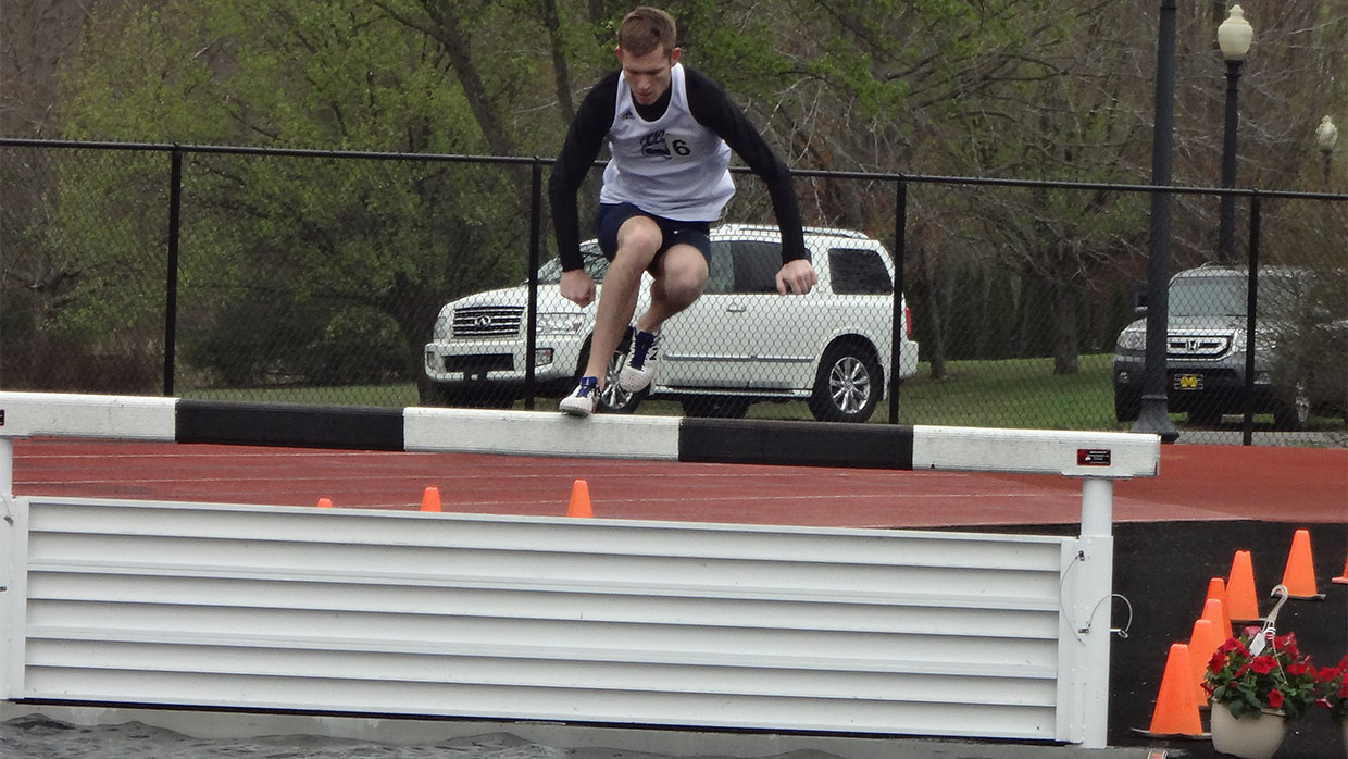 Photo for Men's Track and Field Wraps Up Regular Season