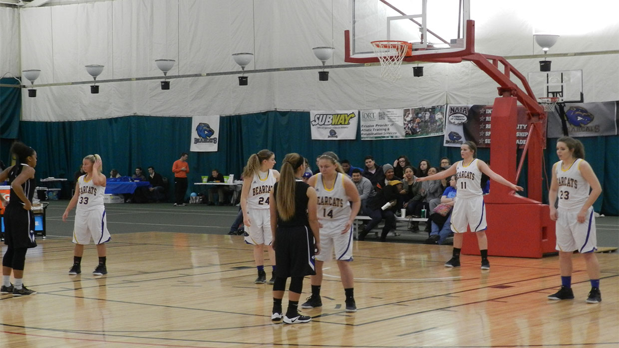 Photo for Lady Bearcats Fall to Ohio Christian Trailblazers
