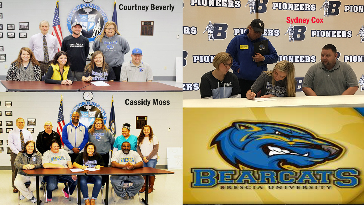 Photo for Brescia Softball Adds 3 to 2017 Recruiting Class