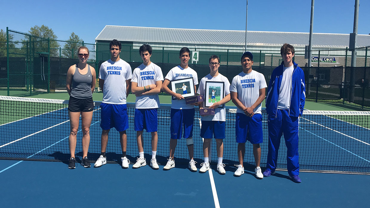 Photo for Bearcats Tennis Hosts Oakland City