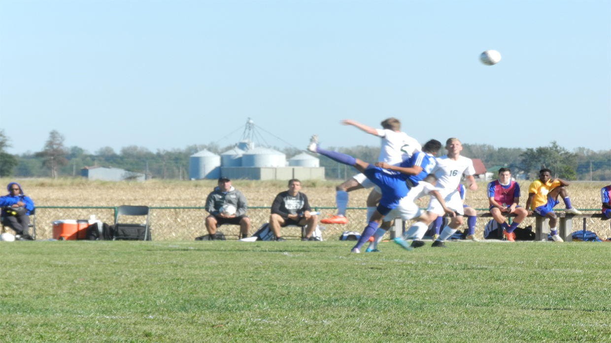 Photo for Men's Soccer Drops Match vs Ohio Christian 4-2
