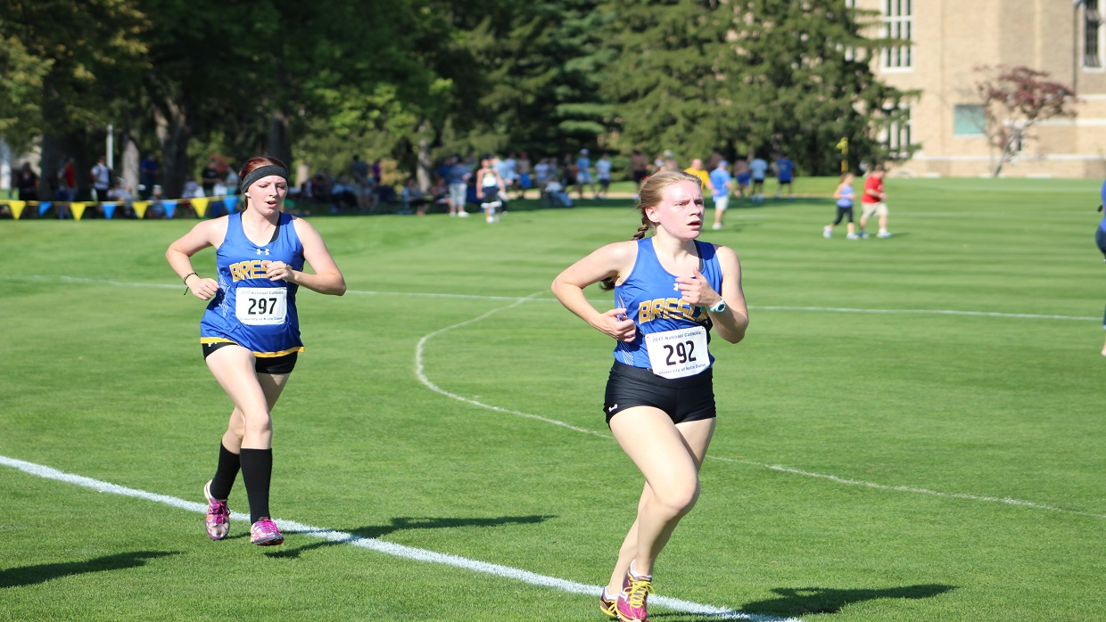 Photo for Women's Cross Country Competes at National Catholic Invitational