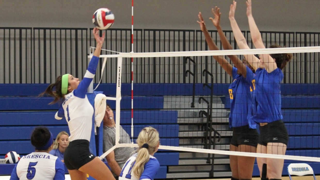 Photo for Bearcats Fall to Huntington in 3 sets